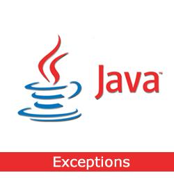 Curso de Java Online - Exceptions